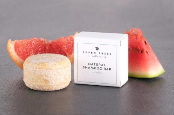 SEVEN TREES solid shampoo PARADISE