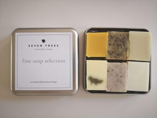 soap selection
